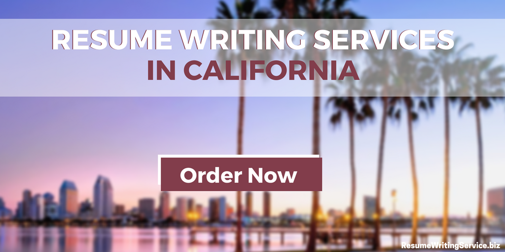 hire professional resume service california