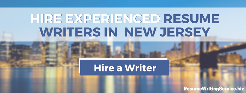 hire professional resume writers in new jersey