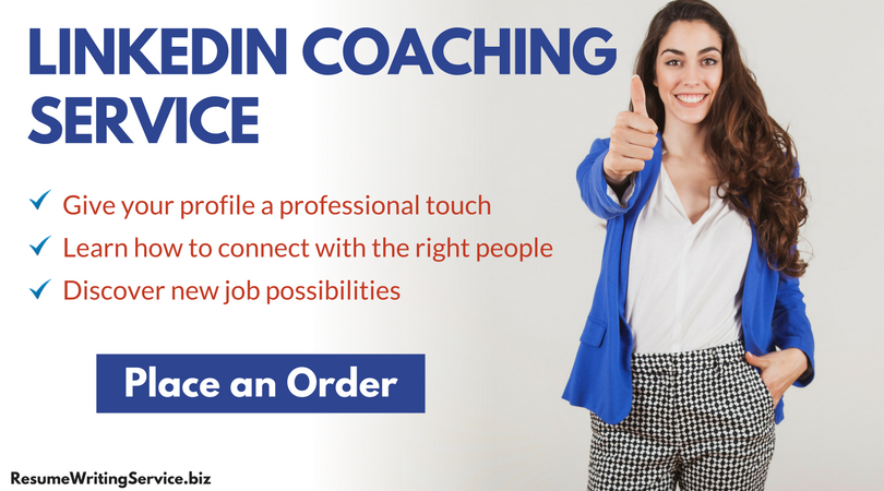 linkedin coaching services