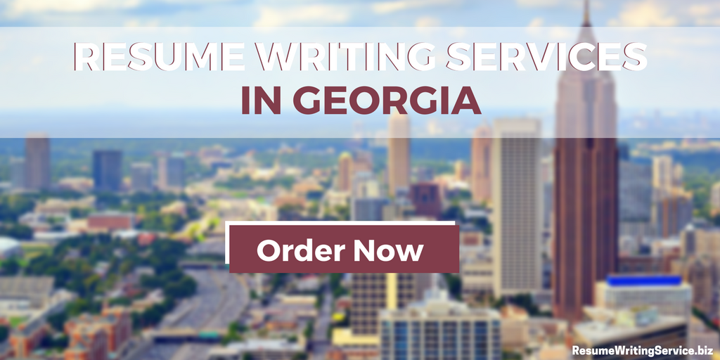 professional resume writing service in georgia