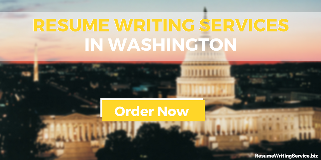 Washington DC Professional Resume Writer and Resume Writing Services