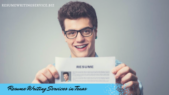 texas resume writing