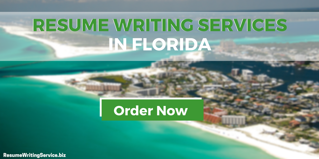 top resume writing services in florida