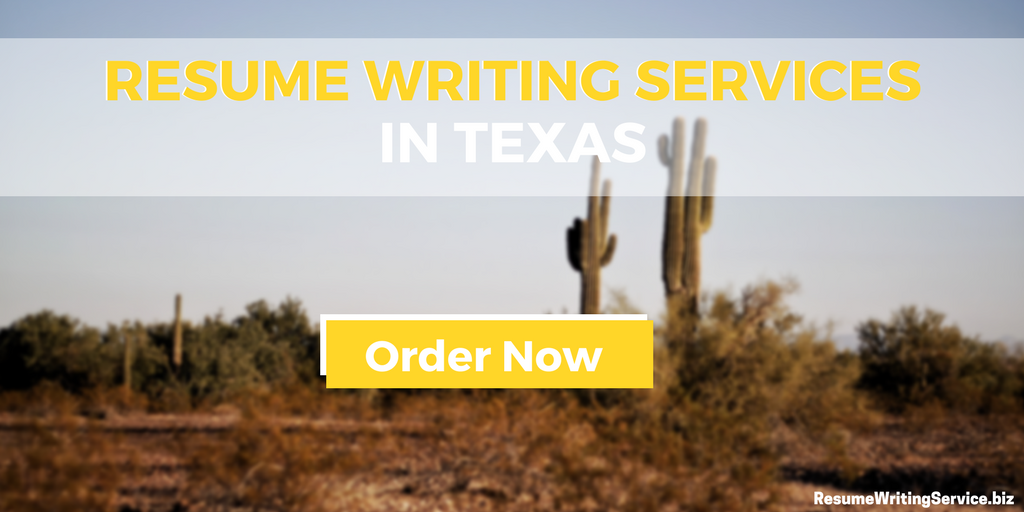 top resume writing services in texas