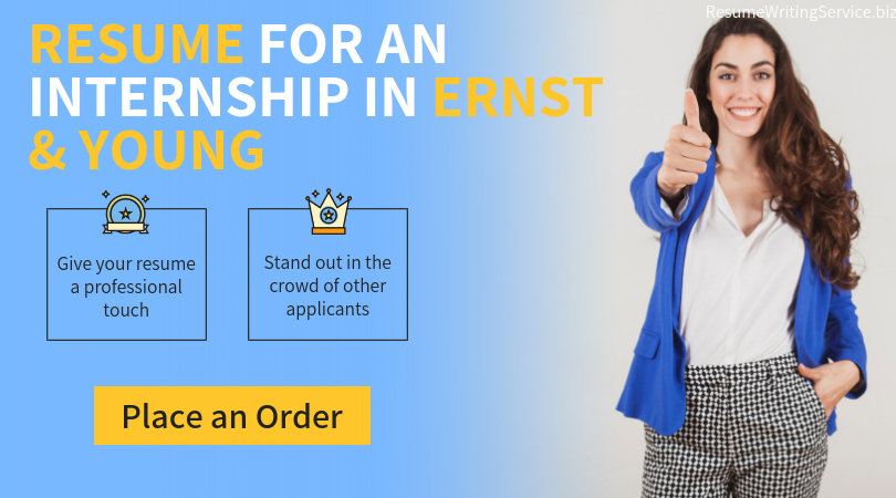 internships in ernst & young help