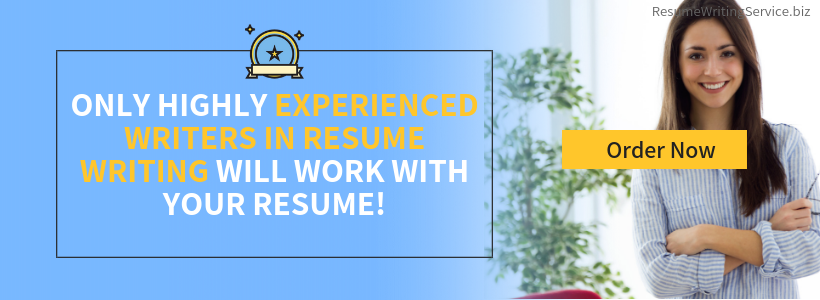 experienced resume writing service help